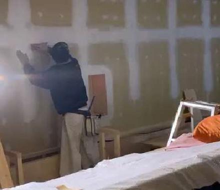 室内リペア 内装塗装