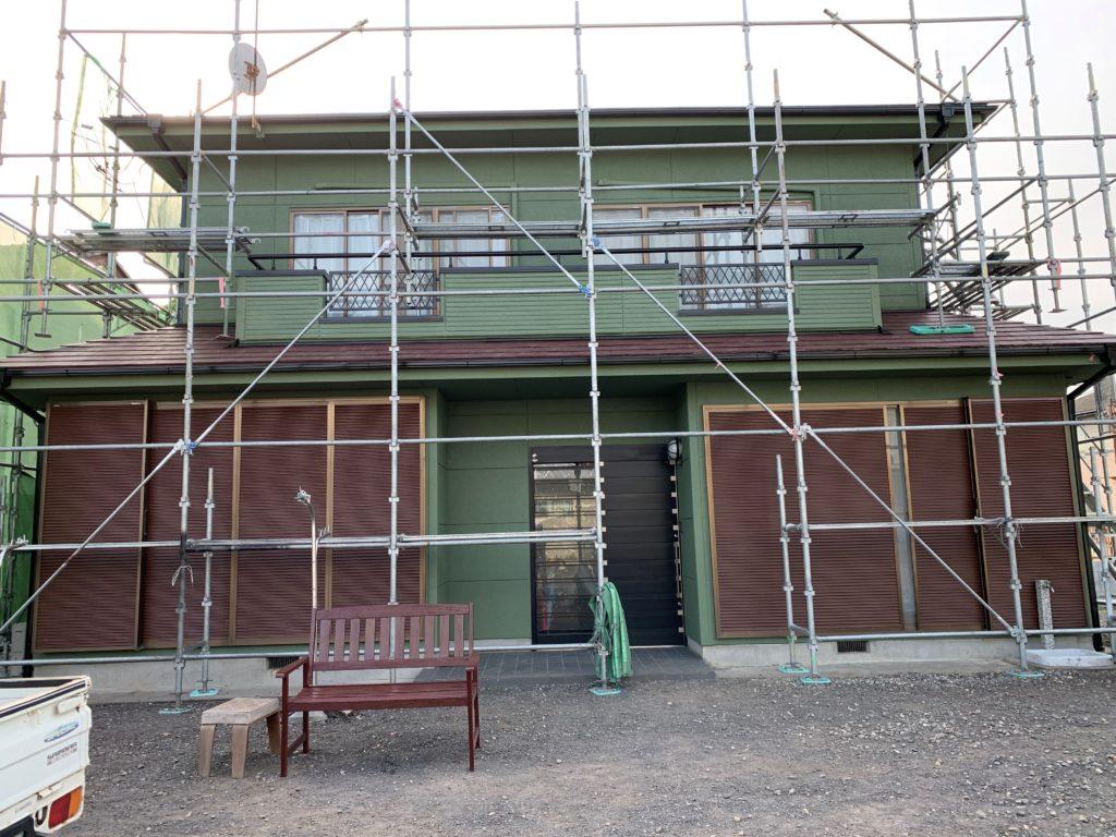 S様邸の施工事例