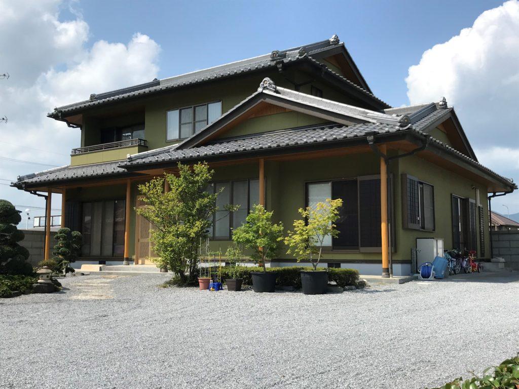 F様邸の施工事例